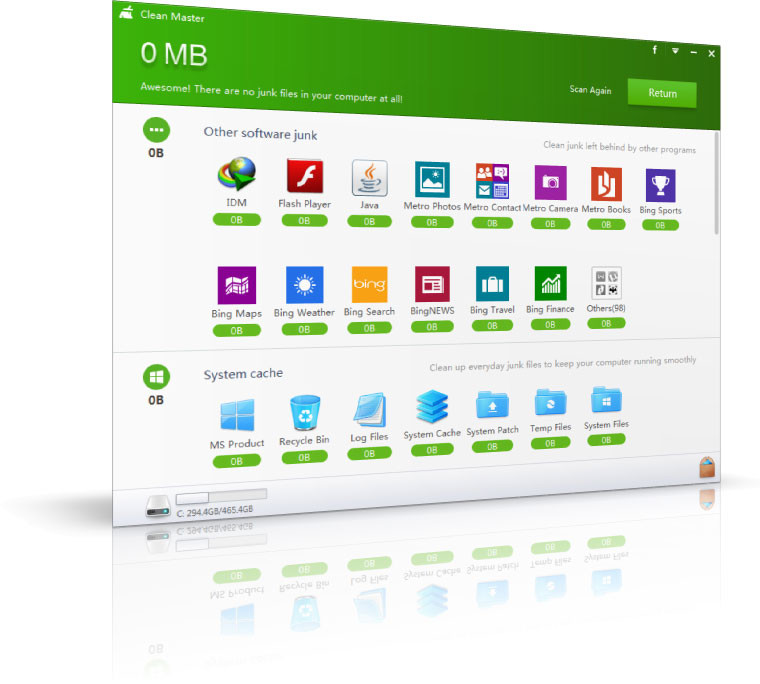 Clean Master 1 0: The world's most downloaded Android cleaner comes