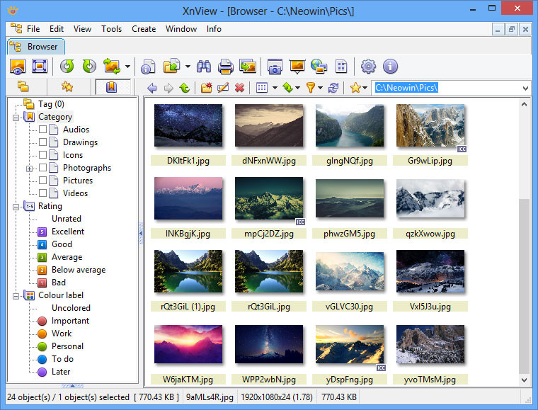 XnView 2.30 - Neowin