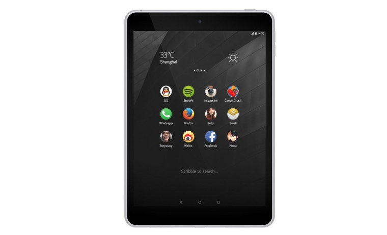 Nokia unveils the N1 Android Tablet