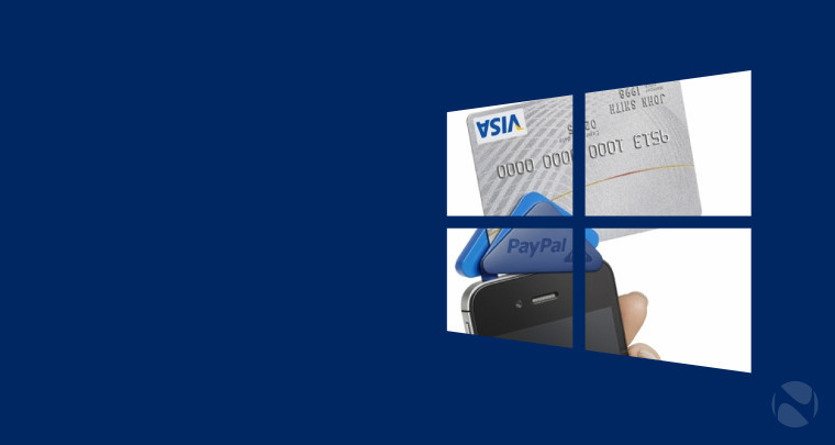PayPal Here mobile card reader app now live (again) on the Windows
