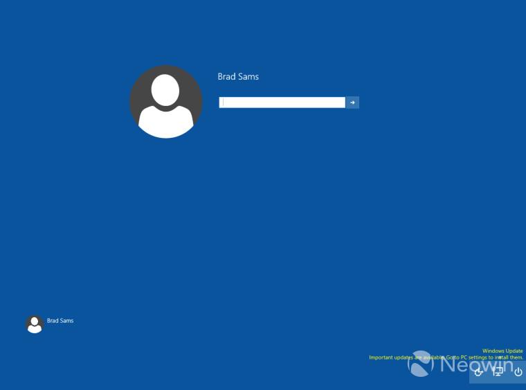 Windows 10 9926 has a new hidden login screen, here is how ...