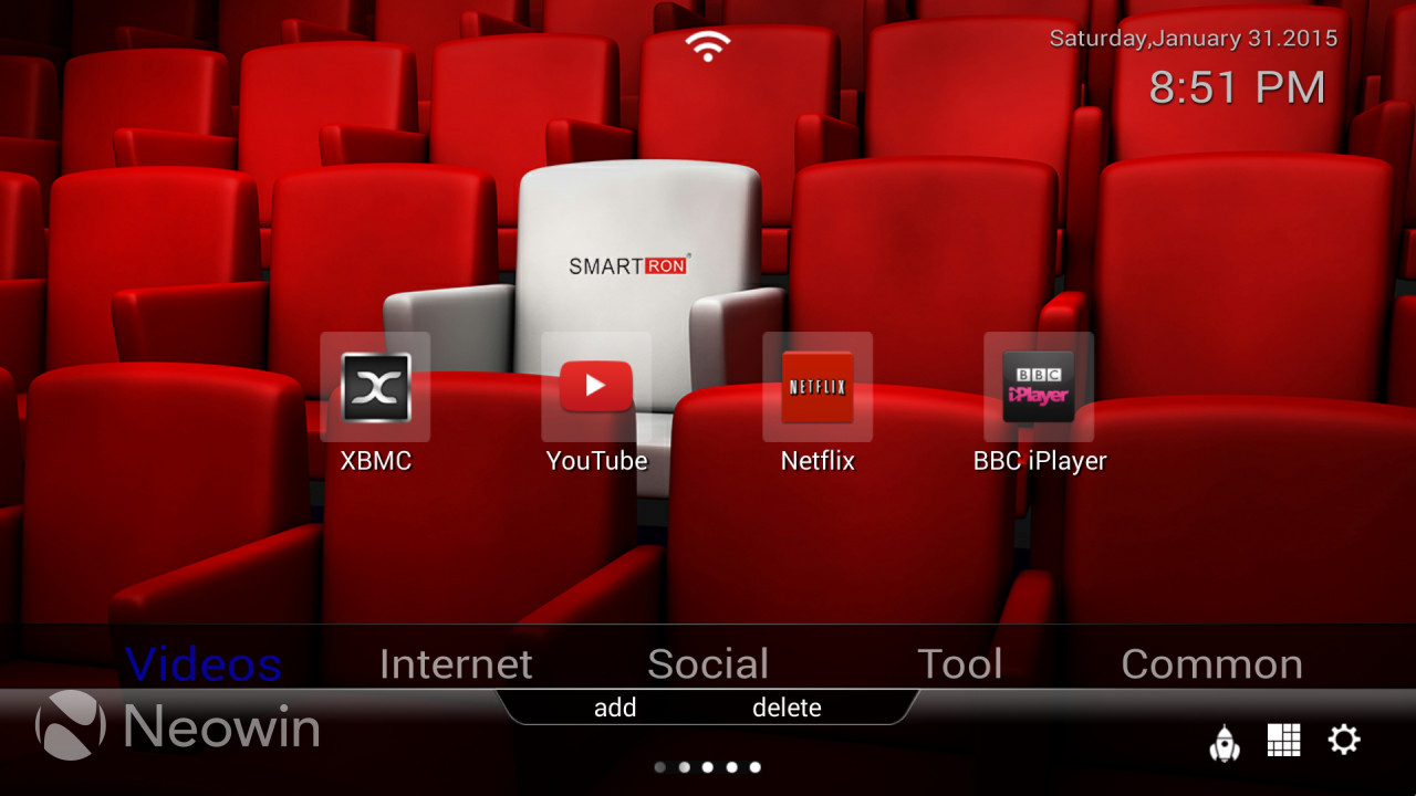 Our review of the Smartron S805 Android TV box, the device that got