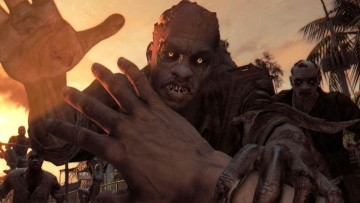 This is a promotional image of Dying Light