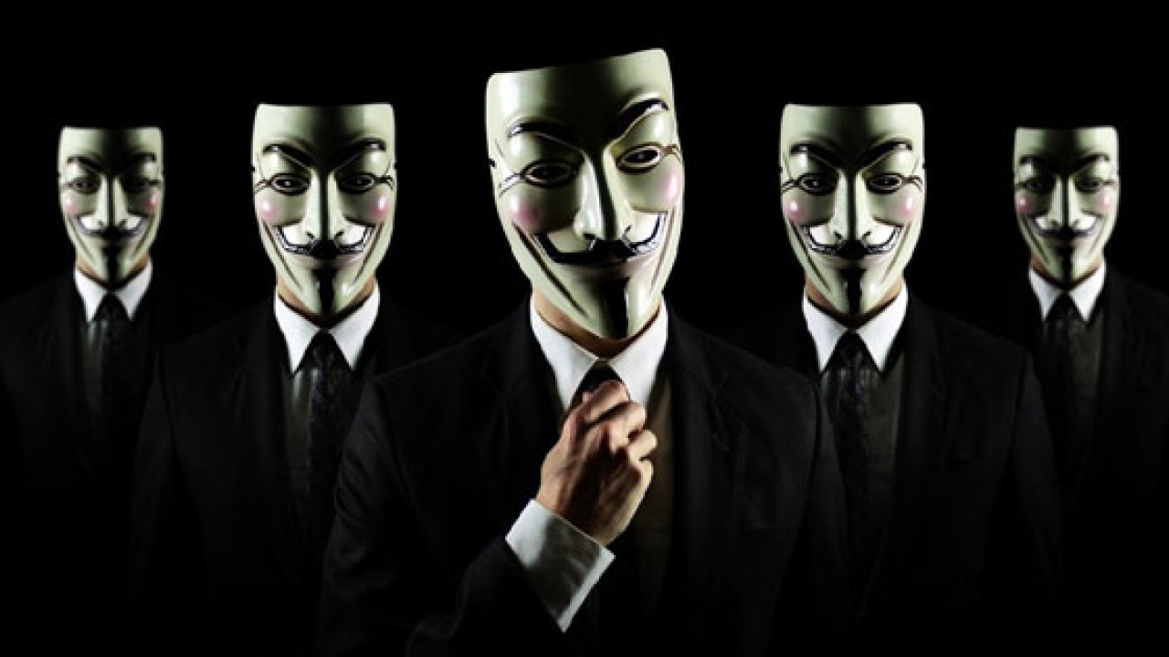 Anonymous hits the first target of 'Operation Charlie ...