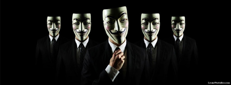 Anonymous hits the first target of 'Operation Charlie Hebdo'