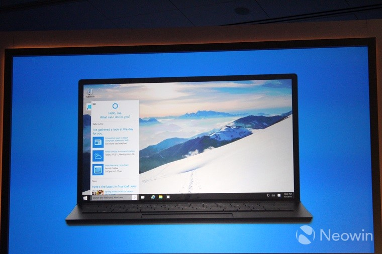 Microsoft unveils the latest version of windows 10 for Microsoft windows latest version