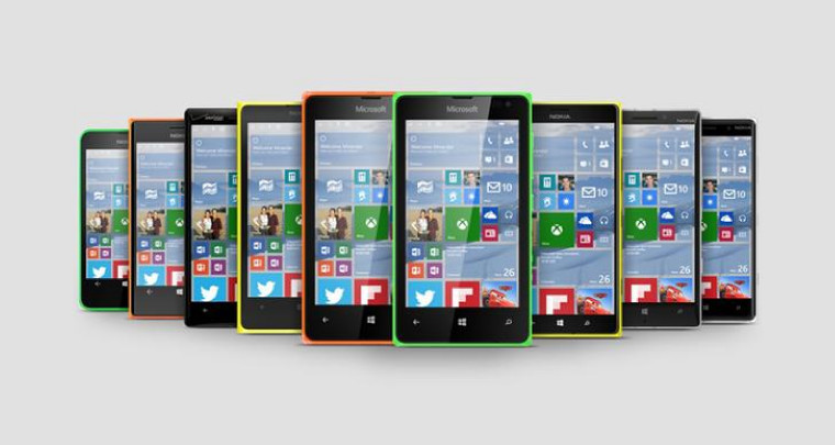 Windows 10 on phones could include Flashlight and 'Quick Note' in