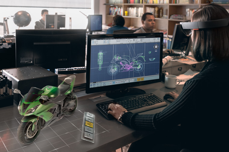 Autodesk bakes HoloLens support into Maya - Neowin