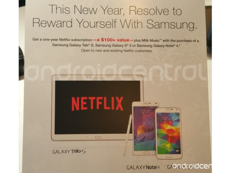 how to get netflix on samsung galaxy tablet