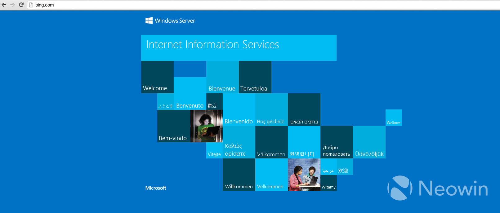 Bing, MSN, Outlook com, Hotmail and other Microsoft services hit