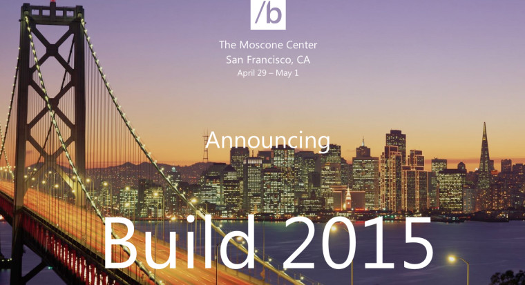 Microsoft releases Build 2015 apps for Windows Phone, Android, and iOS