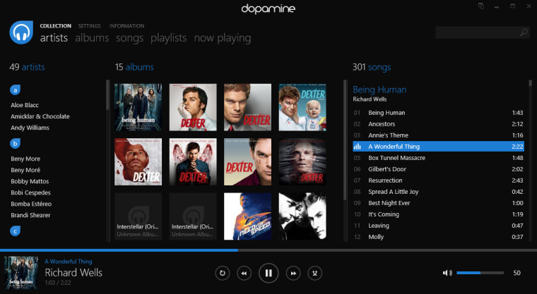 best music player app for windows 10 phone