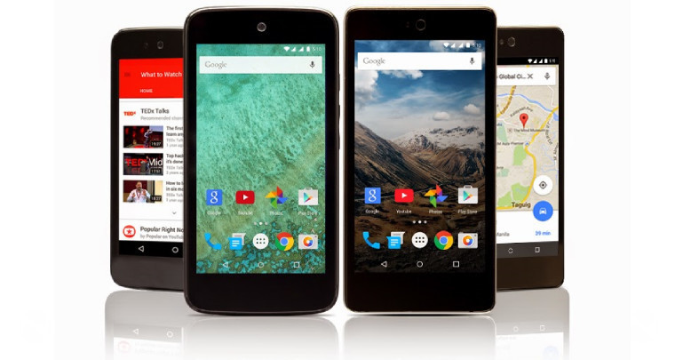 android one launches in the philippines with two low cost. Black Bedroom Furniture Sets. Home Design Ideas