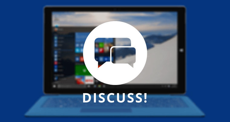 Discuss windows 10 insider preview build 10074 one week later one week on from its release wed love to hear how youre getting on with the latest preview now that youve had some time to get to grips with it ccuart Images