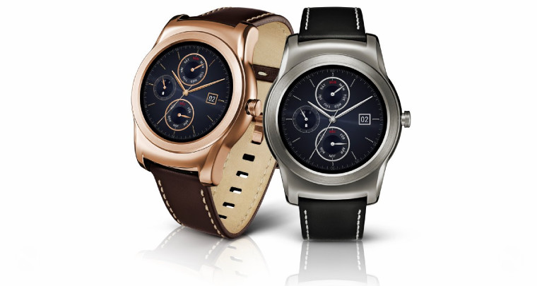 LG set to release a new 'luxury' Android Wear smartwatch ...