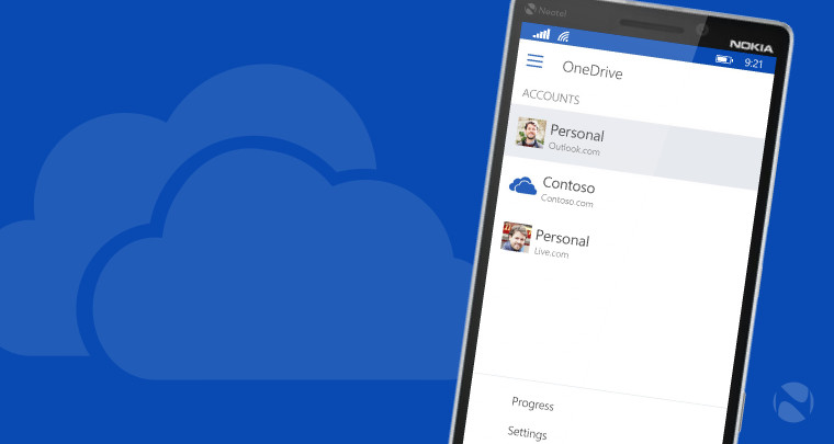 Microsoft updates OneDrive for Windows Phone with PIN codes