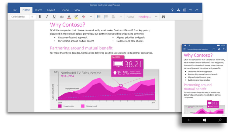 microsoft word and excel download for windows 10