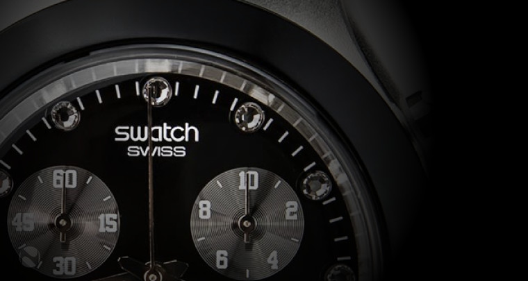 Swatch to launch Windows-compatible smartwatch that doesn't need to be charged