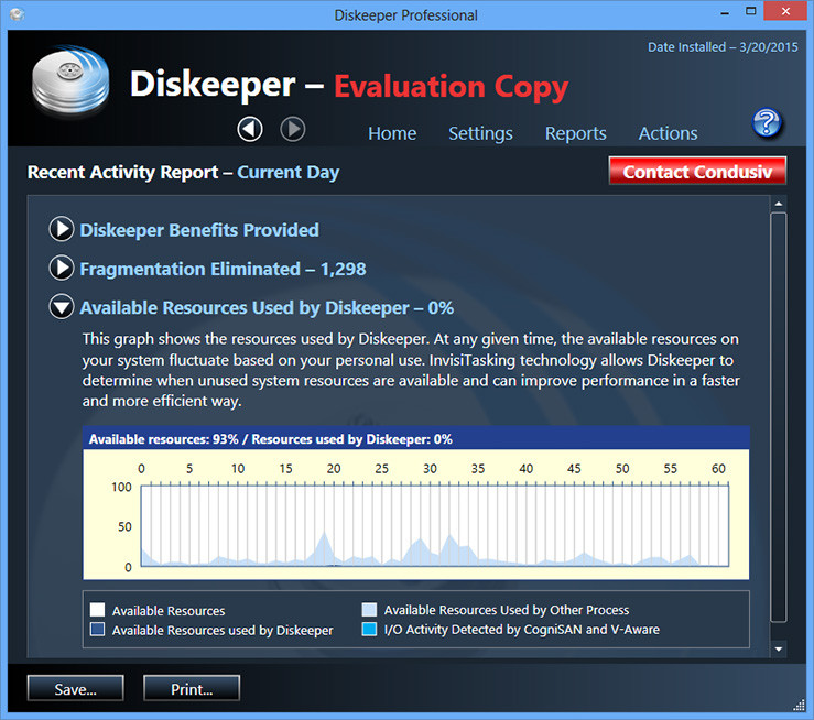 diskeeper professional full