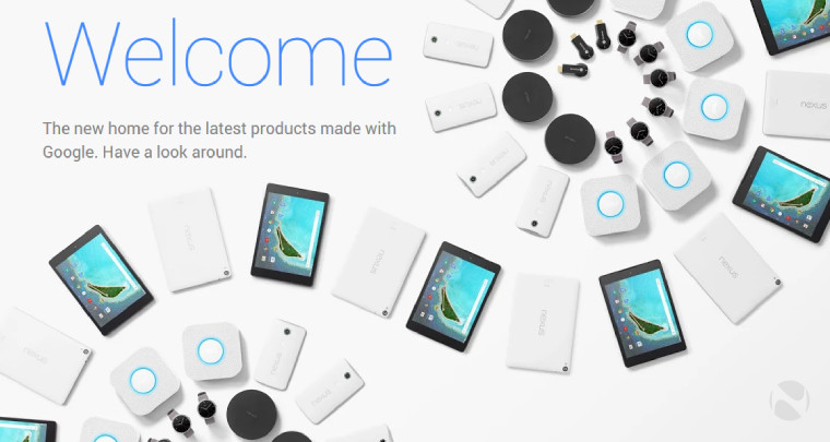 Google Store is now a Google-only store