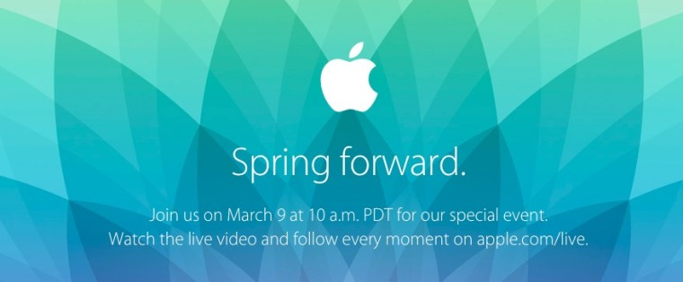 """Apple closes Store ahead of """"Spring Forward"""" live stream ..."""