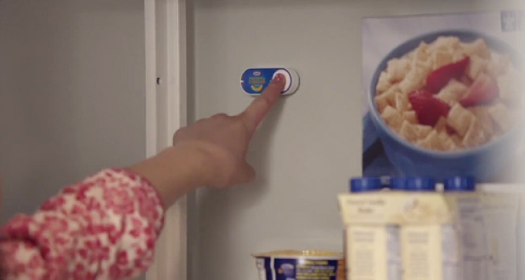 Amazon Launches Dash Instant-Order IoT Buttons in the UK