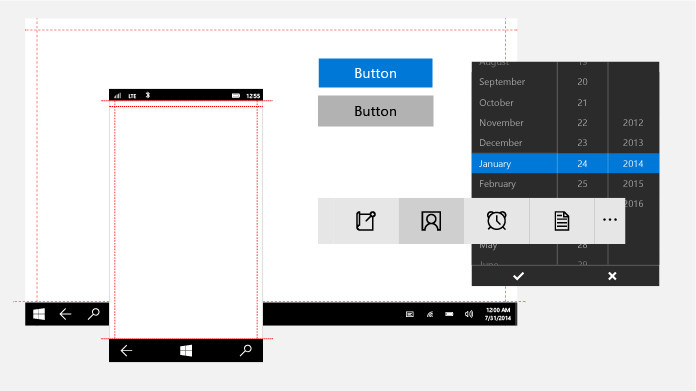 Microsoft Publishes New Design Guidelines For Universal