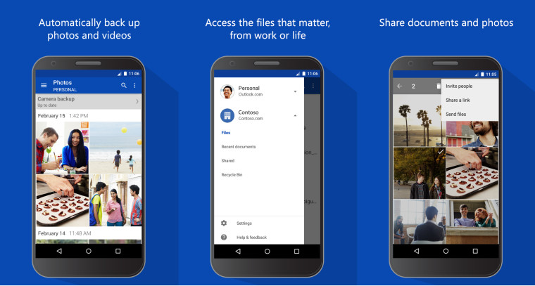 Now you can stream videos from your OneDrive account on