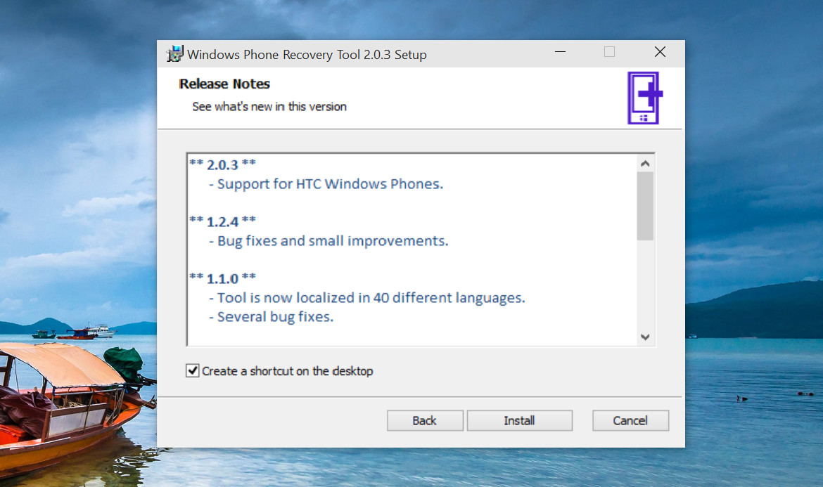 Windows Phone Recovery Tool now supports HTC devices - Neowin
