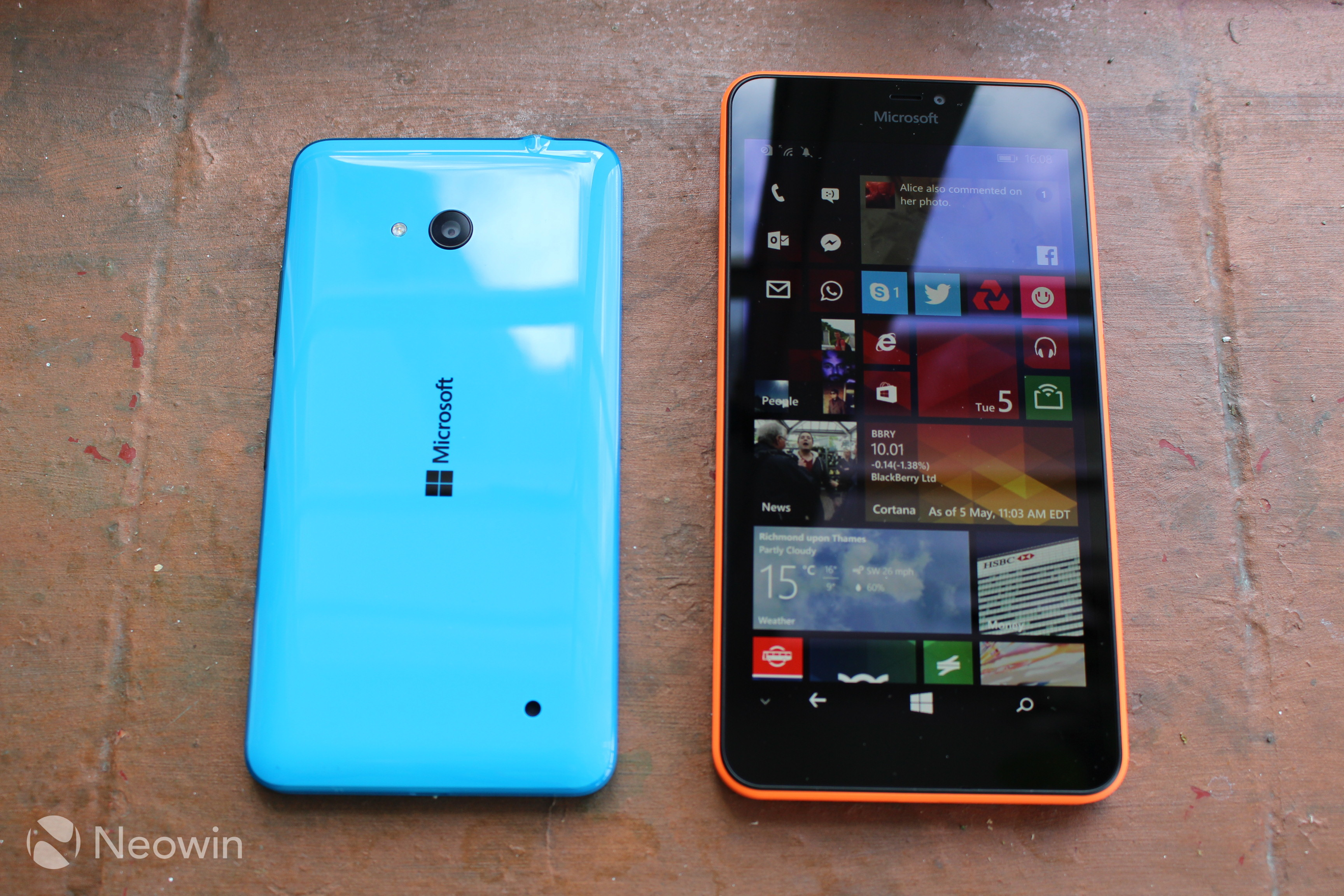 Microsoft lumia 640 xl review windows phone goes extra large for Window 640 xl