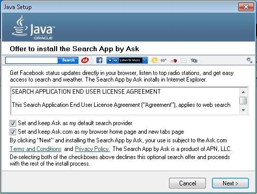 Microsoft now considers the Ask toolbar as malware - Neowin
