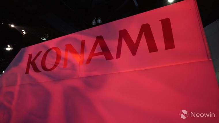 Konami at E3
