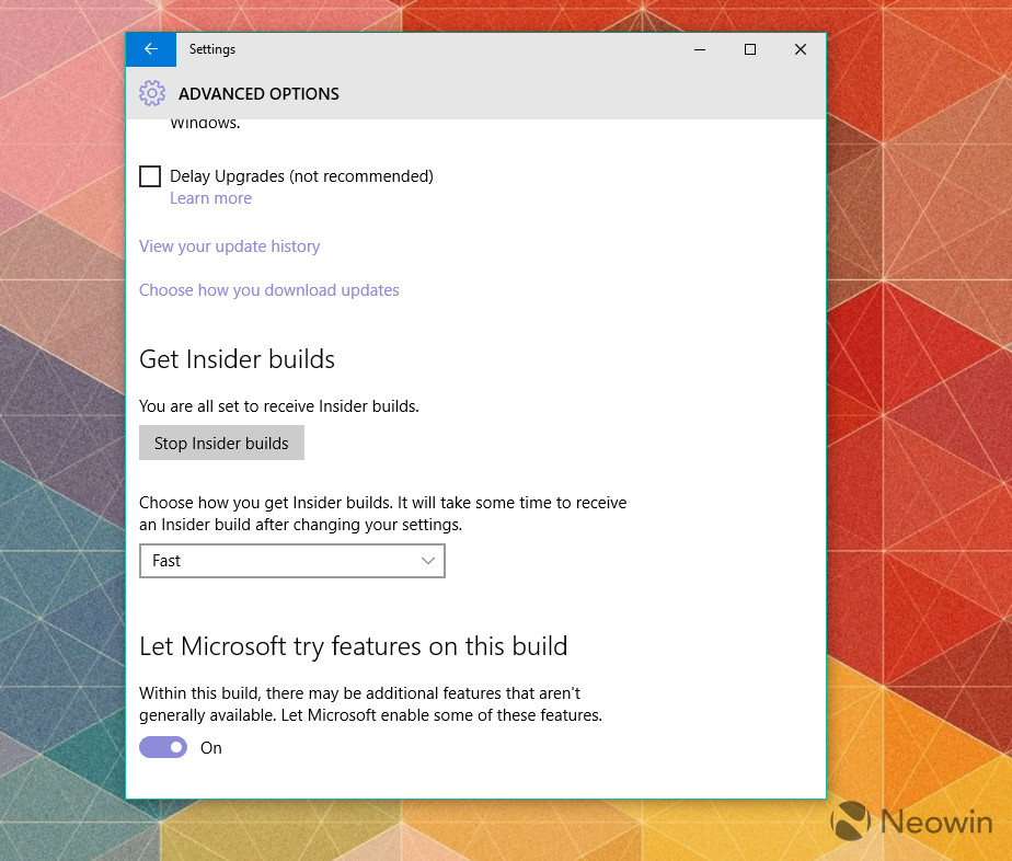 Windows 10 Insider Preview build 10532 is now rolling out to the