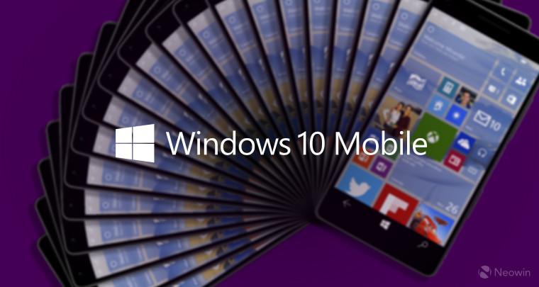 Windows Insiders have been eagerly waiting for a new Windows 10 Mobile  build and according to Microsoft's Gabe Aul, the latest promising candidate  is build ...