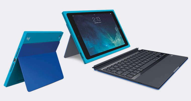 logitech wants to turn your ipad into a surface neowin. Black Bedroom Furniture Sets. Home Design Ideas