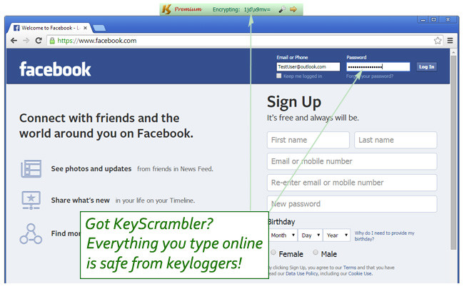 keyscrambler android
