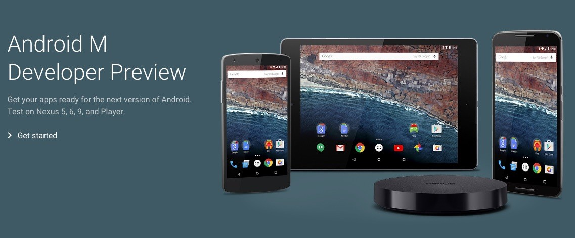 'Developer Preview 2' for Android M now available