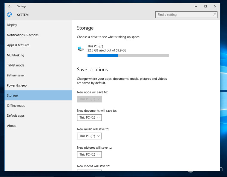 Microsoft delays feature to install apps on an sd card with windows 10