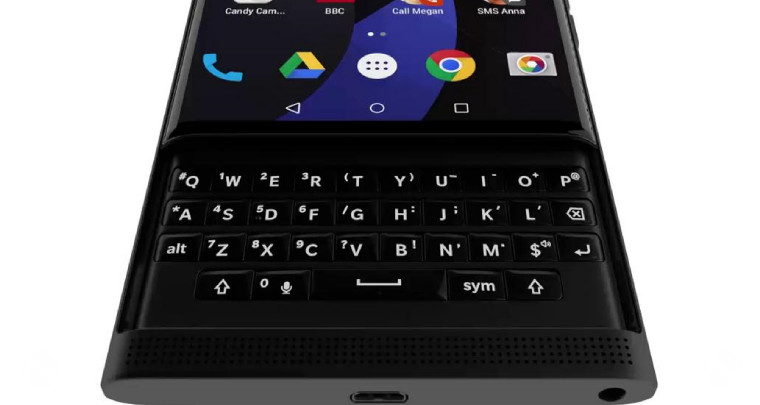 New Images with More Detail of Venice, with Android and QWERTY Keyboard BlackBerry