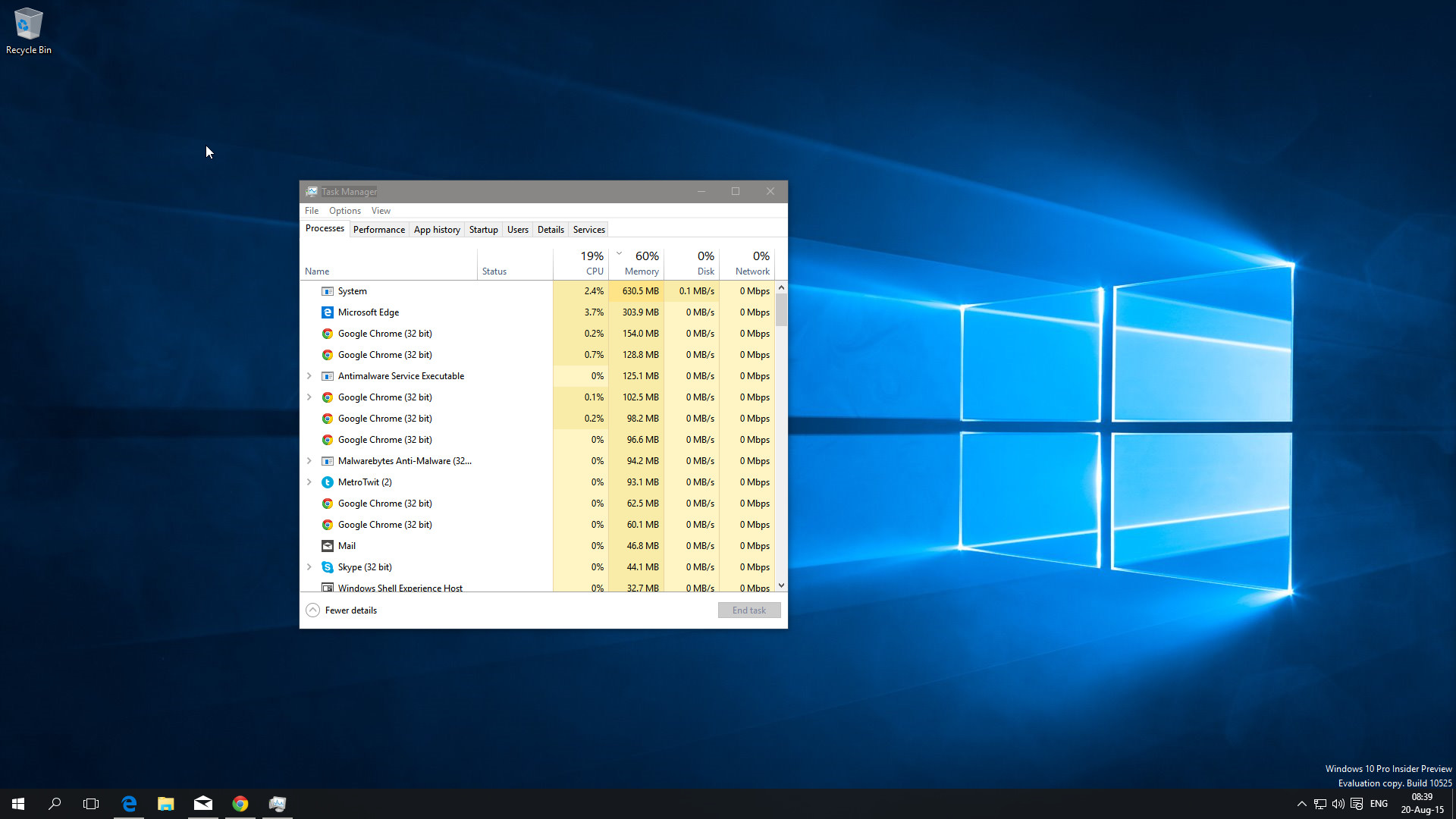 Is the new Insider build of Windows 10 taking too much of your RAM? Don't worry