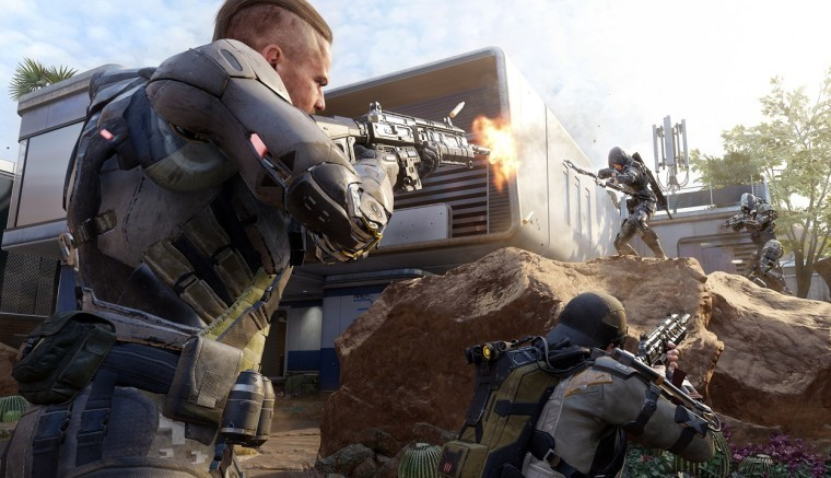 This is a screenshot from Call of Duty Black Ops III