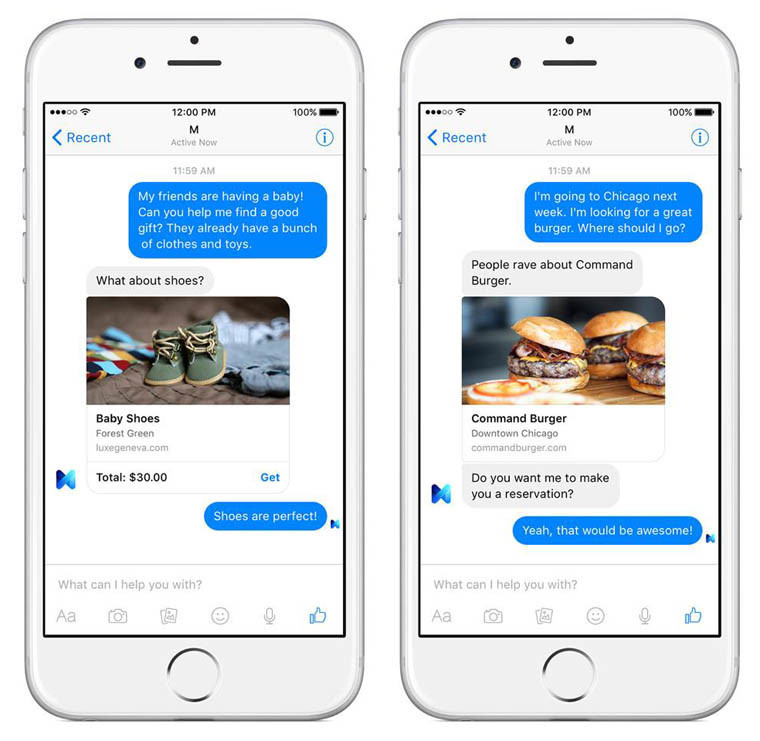 Facebook to discontinue human-powered AI service M
