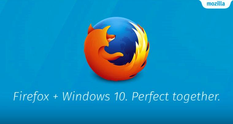 Mozilla launches Firefox for Windows 10  Mozilla launche...