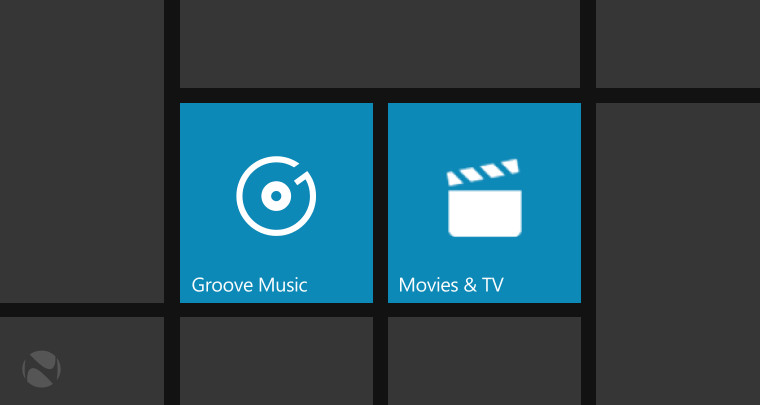 Microsoft Updates Movies Amp Tv And Groove Music Apps On