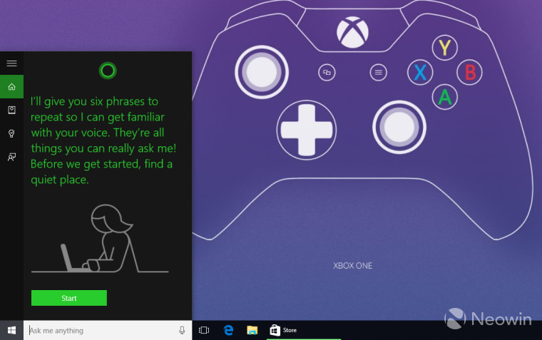 Cortana will soon be able to wake up your PC from standby