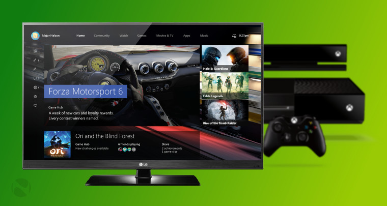 Microsoft announces first set of games supported by Xbox One