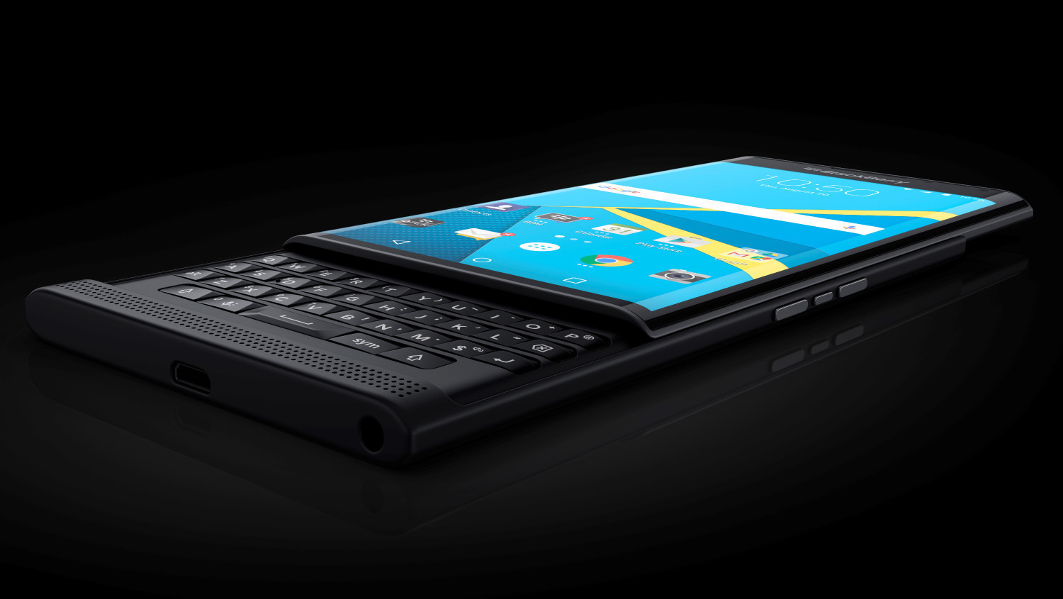 BlackBerry Priv isn't being upgraded to Android Nougat