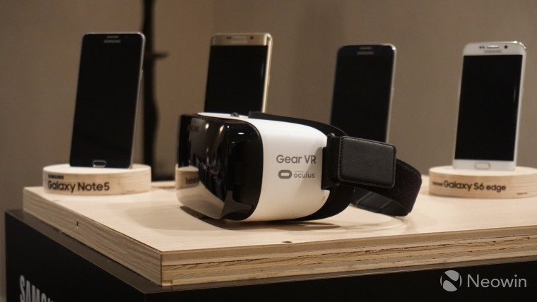 Youtube's VR App Comes to Samsung Gear VR