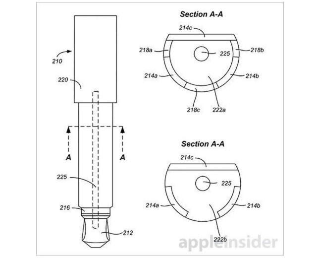 apple patents unique 2 5mm audio connector for proprietary