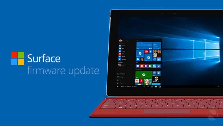 Multiple Surface devices get firmware and driver updates